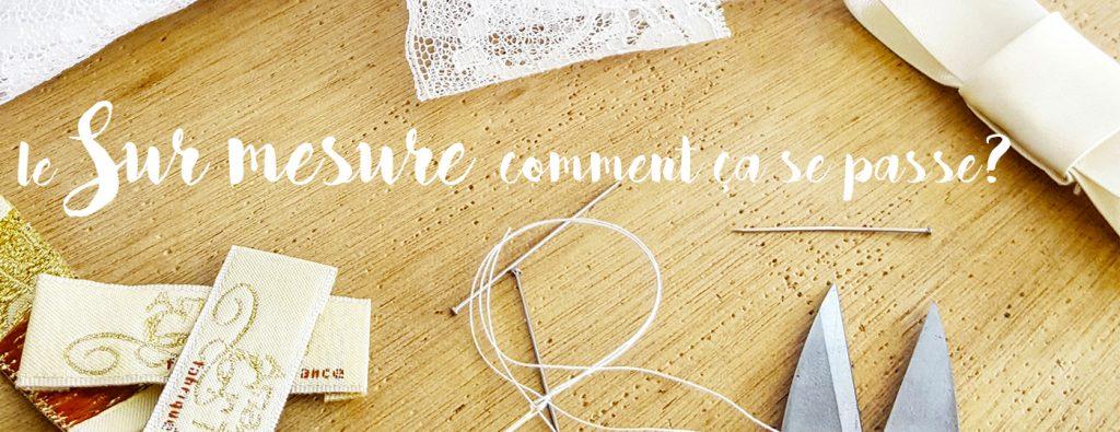 Amandine Grimm - Robes de Mariée sur mesure à Montpellier - Couture Confection Pièce unique Bohème