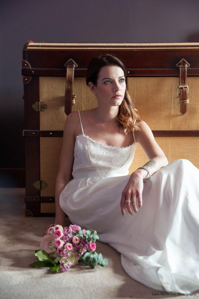 Créatrice de robes de mariée fait main à Montpellier
