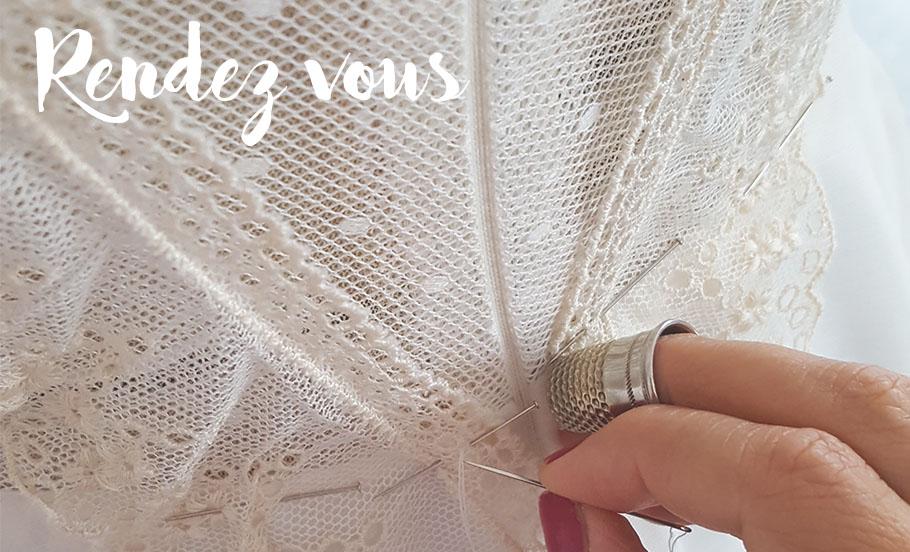robe de mariée sur mesure montpellier