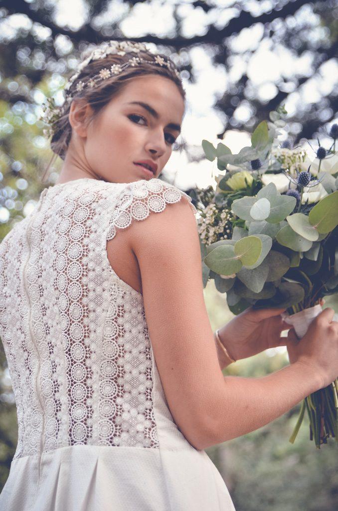 Amandine Grimm - Collection 2018 - Robe Astrée