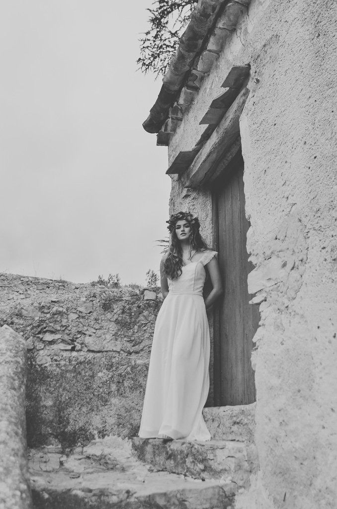 Amandine Grimm - Collection 2018 - Robe Ondine