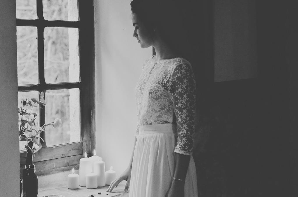 Amandine Grimm - Collection 2018 - Robe Stella