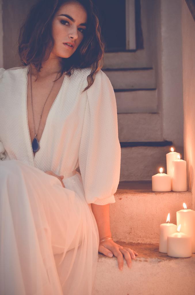 Amandine Grimm - Collection 2018 - Robe Serena