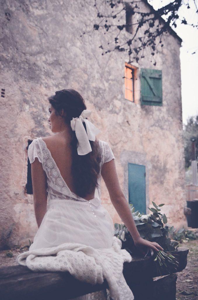 Amandine Grimm - Collection 2018 - Robe Aventurine