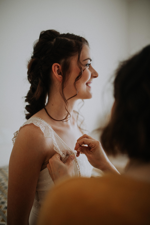 essayages robes de mariée sur mesure