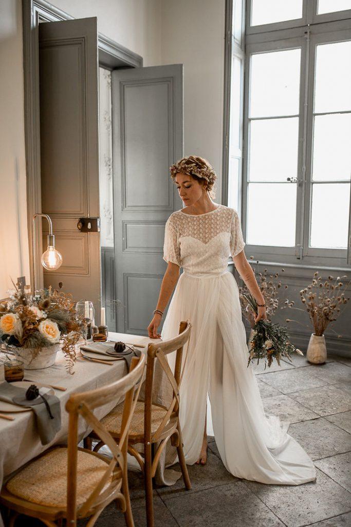 Robes de mariée sur mesure Montpellier