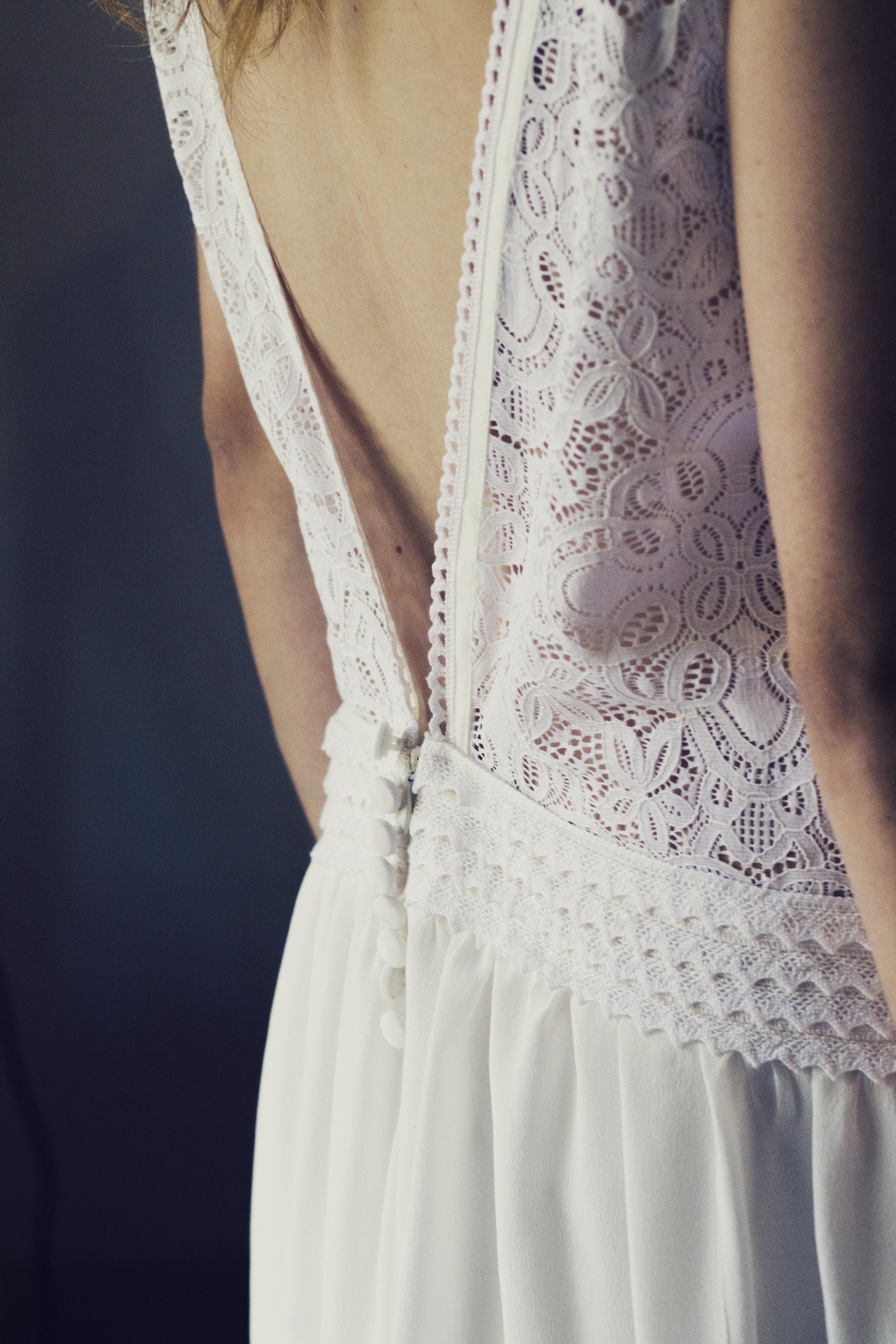 couture robe de mariée