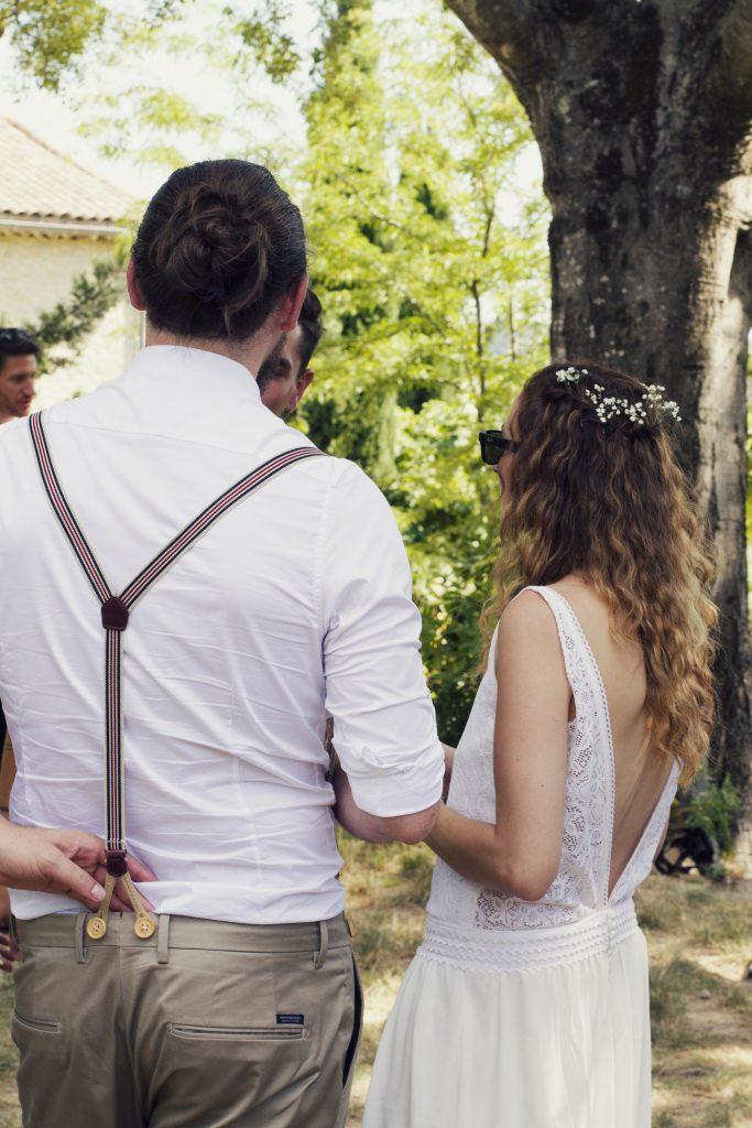 mariage robe sur mesure