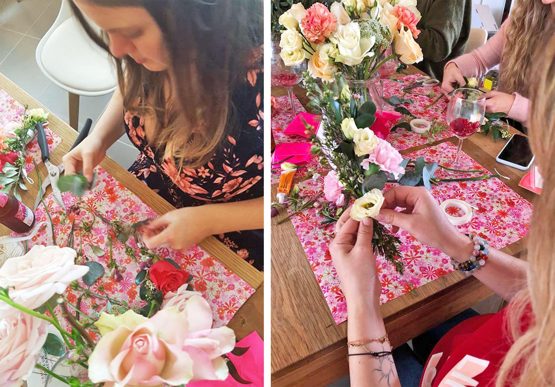 galentine's day par amandinegrimm robes de mariée