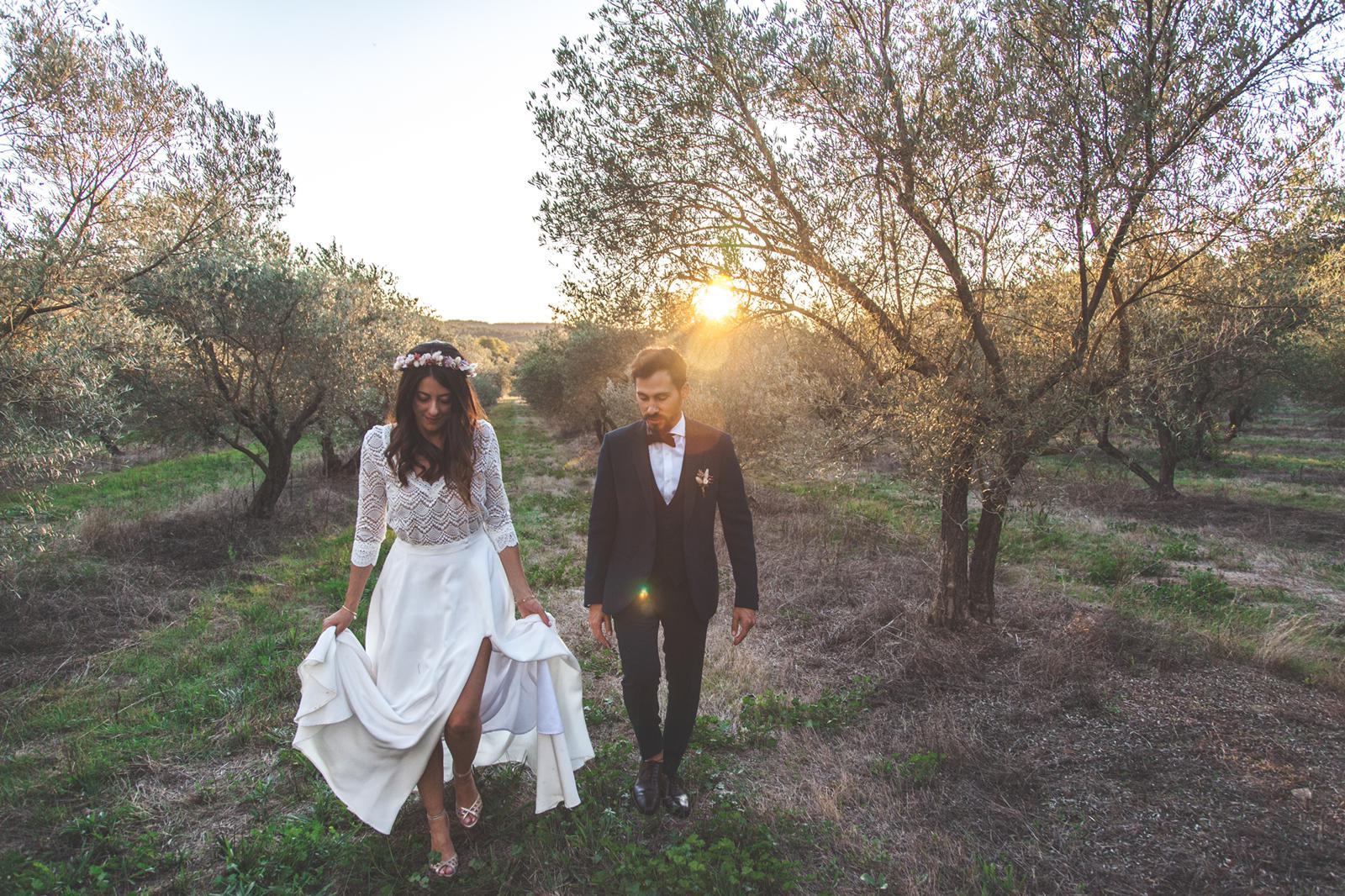 robe de mariées Montpellier