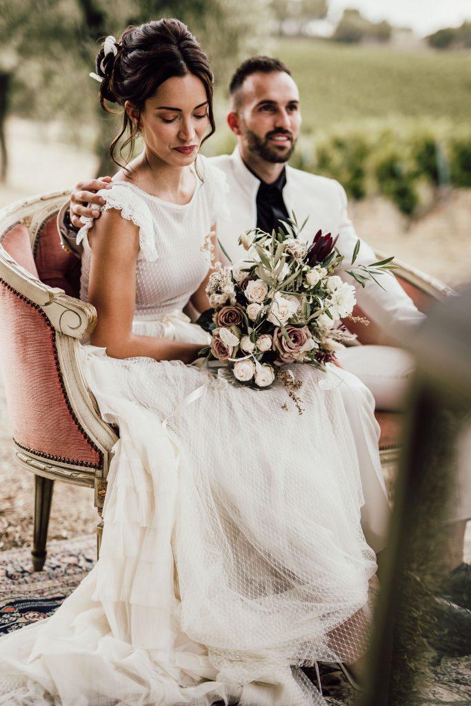 wedding dress french