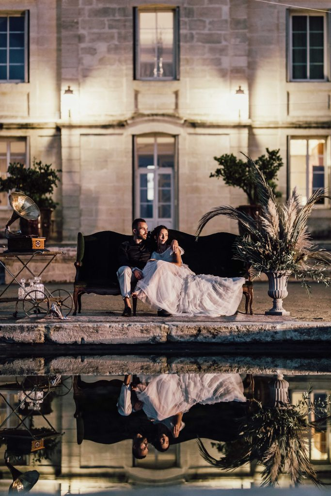 mariage au chateau amandine grimm