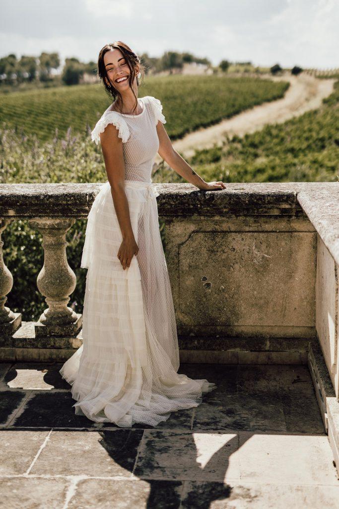 nouvelle collection robes de mariée - Amandine Grimm - Maison Grimm