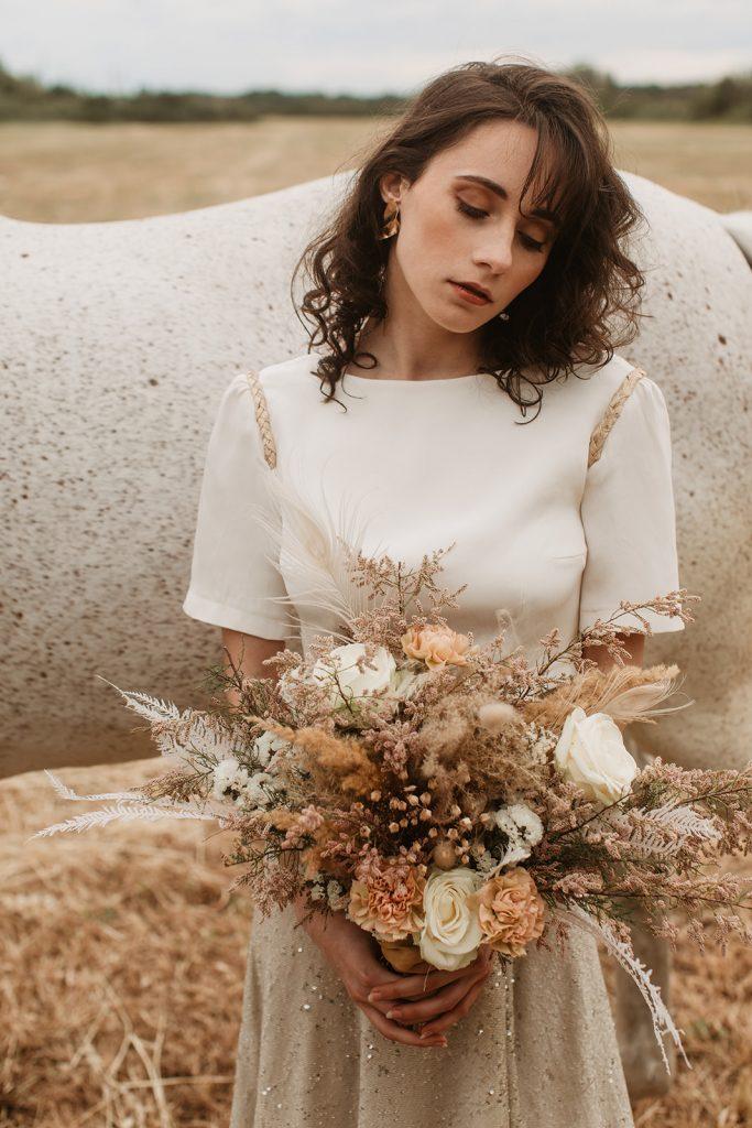 créatrice robes de mariée Olympe Montpellier